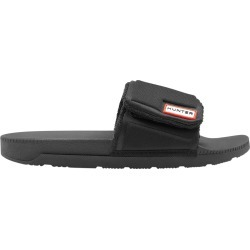 Hunter Women's Original Adjustable Slide Sandals in Black, Size 5 Medium found on MODAPINS from ts.townshoes.ca for USD $41.08