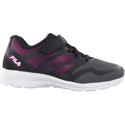 Fila Kids' Ravenue 5 Sneaker - Youth Shoes in Black, Size 6 Medium found on MODAPINS from ts.townshoes.ca for USD $33.82