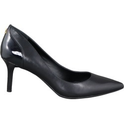 Ralph Lauren Women's Livie Pump Shoes in Black Leather, Size 8 Medium found on Bargain Bro India from ts.townshoes.ca for $76.16