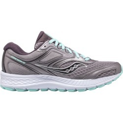 Saucony Women's Cohesion 12 Runner Shoes in Grey, Size 6.5 Medium found on Bargain Bro India from ts.townshoes.ca for $61.66