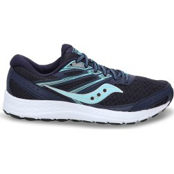 Saucony Women's Cohesion 13 Sneaker Shoes in Navy Blue, Size 7.5 Medium found on Bargain Bro Philippines from ts.townshoes.ca for $66.48