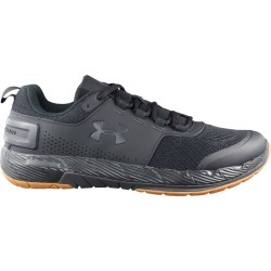 Under Armour Men's Commit Trainer Shoes in Black, Size 9 Medium found on Bargain Bro Philippines from ts.townshoes.ca for $75.59