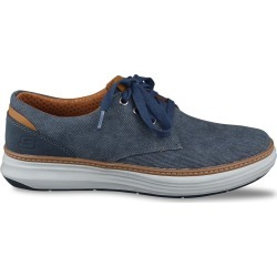 Skechers Men's Moreno Ederson Sneaker Shoes in Blue, Size 11 Medium found on Bargain Bro Philippines from ts.townshoes.ca for $71.47