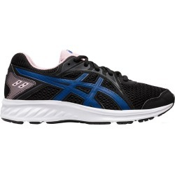 Asics Youth Boy's K. Jolt 2 Sneaker Shoes in Black, Size 4.5 Medium found on MODAPINS from ts.townshoes.ca for USD $49.31
