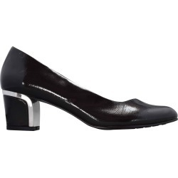 Hush Puppies Women's Deanna Pump Shoes in Black, Size 7 Wide found on Bargain Bro Philippines from ts.townshoes.ca for $52.80