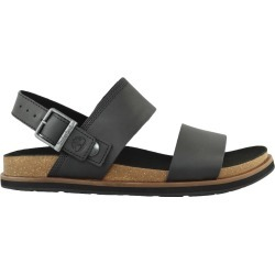 Timberland Men's Online Only Amalfi Band Sandal in Black Leather, Size 13 Medium found on Bargain Bro India from ts.townshoes.ca for $78.64