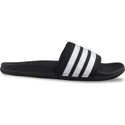 Adidas Men's Adilette Slide Sandal in Core Black/Cloud White, Size 11 Medium found on Bargain Bro from ts.townshoes.ca for USD $27.07