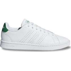 Adidas Men's Cloudfoam Advantage Sneaker Shoes in Cloud White/Green, Size 11.5 Medium found on Bargain Bro Philippines from ts.townshoes.ca for $71.00