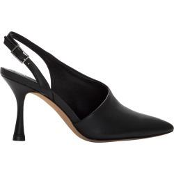 Vince Camuto Women's Mahalda Slingback Pump Shoes in Black, Size 10 Medium