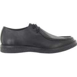 Hush Puppies Men's Jaden Oxford Shoes in Black Leather, Size 8 Medium found on Bargain Bro India from ts.townshoes.ca for $101.56