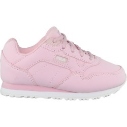 Fila Youth Girl's Cress Sneaker Shoes in Pink/White, Size 5 Medium found on MODAPINS from ts.townshoes.ca for USD $33.82