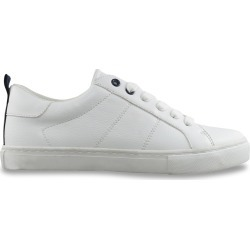 Tommy Hilfiger Women's Lamzey Sneaker Shoes in White, Size 7.5 Medium found on Bargain Bro Philippines from ts.townshoes.ca for $60.47