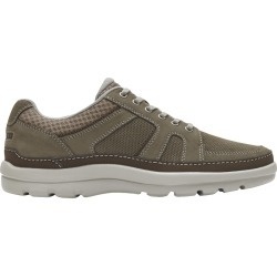Rockport Men's Mudguard Blucher Shoes in Taupe, Size 7 Wide found on Bargain Bro Philippines from ts.townshoes.ca for $76.16