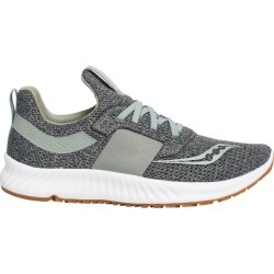 Saucony Women's Stretch & Go Breeze Sneaker Shoes in Grey, Size 7 Medium found on Bargain Bro Philippines from ts.townshoes.ca for $68.55