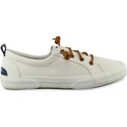 Sperry Women's Pier Wave Sneaker Shoes in White, Size 8 Medium found on Bargain Bro India from ts.townshoes.ca for $57.72