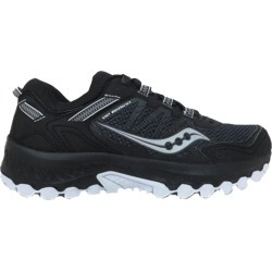Saucony Women's Excursion Training 13 Sneaker Shoes in Black, Size 7 Medium found on Bargain Bro India from ts.townshoes.ca for $72.54