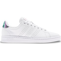 Adidas Women's Advantage Sneaker Shoes in Cloud White/Clear Pink, Size 7 Medium found on Bargain Bro Philippines from ts.townshoes.ca for $71.00