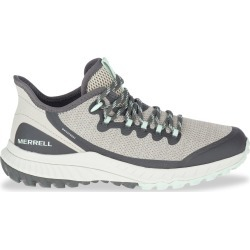 Merrell Women's Bravada Waterproof Trail Hiker Shoes in Aluminium, Size 9 Medium found on Bargain Bro from ts.townshoes.ca for USD $90.49