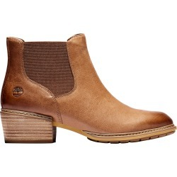 Timberland Women's Sutherlin Bay Low Chelsea Boot in Brown, Size 7.5 Medium found on Bargain Bro India from ts.townshoes.ca for $125.62