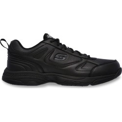 Skechers Men's Dighton Sneaker - Wide Width Shoes in Black, Size 9.5 found on Bargain Bro Philippines from ts.townshoes.ca for $63.53