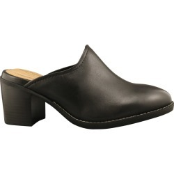 Hush Puppies Women's Hannah Mule Shoes in Black, Size 7.5 Medium found on Bargain Bro India from ts.townshoes.ca for $72.54
