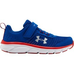 Under Armour Youth Boy's Assert 8 Runner Shoes in Blue, Size 12 Medium found on Bargain Bro Philippines from ts.townshoes.ca for $49.13