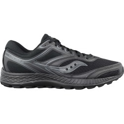 Saucony Men's Cohesion 12 Runner Shoes in Black, Size 9.5 Wide found on Bargain Bro Philippines from ts.townshoes.ca for $68.55