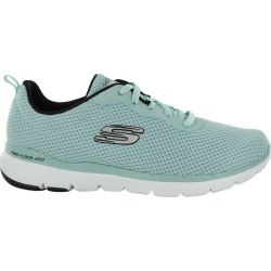 Skechers Women's Flex Appeal 3.0 - First Insight Trainer Shoes in Green, Size 8.5 Medium found on Bargain Bro Philippines from ts.townshoes.ca for $57.12