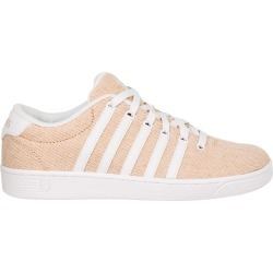 K-Swiss Women's Court Pro II Cmf Sneaker Shoes in Natural/White, Size 6 Medium found on MODAPINS from ts.townshoes.ca for USD $60.13