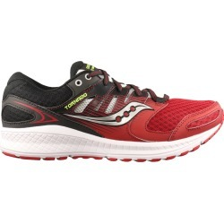 Saucony Men's Tornado 2 Runner Shoes in Red/Black, Size 8 Medium found on Bargain Bro India from ts.townshoes.ca for $65.28