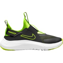 Nike Youth Boy's Flex Plus Sneaker Shoes in Grey/Volt, Size 3 Medium found on Bargain Bro Philippines from ts.townshoes.ca for $47.41