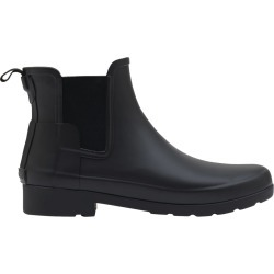 Hunter Women's Refined Chelsea Rain Boot in Black, Size 8 Medium found on MODAPINS from ts.townshoes.ca for USD $126.98