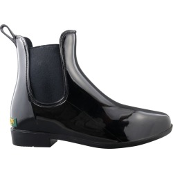 Ralph Lauren Women's Tally Rain Boot in Black, Size 6 Medium found on Bargain Bro Philippines from ts.townshoes.ca for $53.08