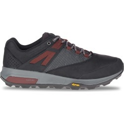 Merrell Men's Zion Hiker Shoes in Black, Size 8 Medium found on Bargain Bro from ts.townshoes.ca for USD $96.54