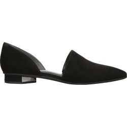 Franco Sarto Women's Aria Flat Shoes in Black Suede, Size 8.5 Medium found on Bargain Bro Philippines from ts.townshoes.ca for $83.78