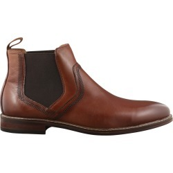 Stacy Adams Men's Altair Chelsea Boot in Brown Leather, Size 12 Medium found on Bargain Bro India from ts.townshoes.ca for $105.69