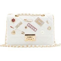 Aldo Women's Glevia Crossbody Bag in White found on MODAPINS from ts.townshoes.ca for USD $55.20