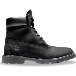 Timberland Men's 6 Inch Basic Waterproof Boot in Black, Size 7.5 Medium found on Bargain Bro India from ts.townshoes.ca for $133.47