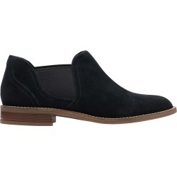 Clarks Women's Camzin Maple Shootie Sandal in Black Suede, Size 6.5 Medium found on Bargain Bro Philippines from ts.townshoes.ca for $83.78