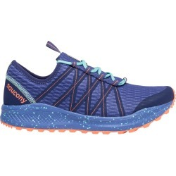 Saucony Women's Versafoam Shift Runner Shoes in Blue, Size 7.5 Medium found on Bargain Bro Philippines from ts.townshoes.ca for $76.16