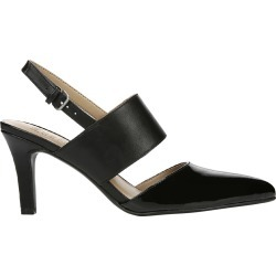 Naturalizer Women's Eleana Pump Shoes in Black, Size 7.5 Medium found on Bargain Bro Philippines from ts.townshoes.ca for $68.16