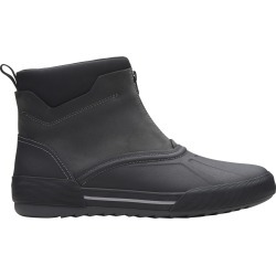Clarks Men's Waterproof Bowman Boot in Black, Size 10 Wide found on Bargain Bro India from ts.townshoes.ca for $111.60