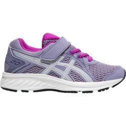 Asics Youth Girl's Jolt 2 PS Sneaker Shoes in Grey, Size 13 Medium