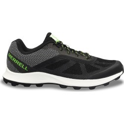 Merrell Men's Mtl Skyfire Trail Running Shoes in Black, Size 13 Medium found on Bargain Bro from ts.townshoes.ca for USD $77.63