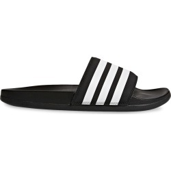 Adidas Women's Adilette Comfort Slide Sandal in Black, Size 5 Medium found on Bargain Bro from ts.townshoes.ca for USD $27.06