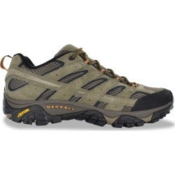 Merrell Men's Moab 2 Ventilator Hiker - Wide Width Shoes in Walnut, Size 8 found on Bargain Bro from ts.townshoes.ca for USD $84.45