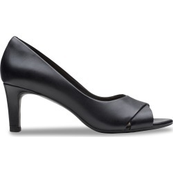 Clarks Women's Alice Fern Pump Shoes in Black, Size 10 Medium found on Bargain Bro India from ts.townshoes.ca for $76.97