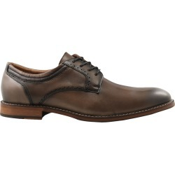 Stacy Adams Men's Faulkner Oxford Shoes in Brown Leather, Size 8 Medium found on Bargain Bro India from ts.townshoes.ca for $98.14