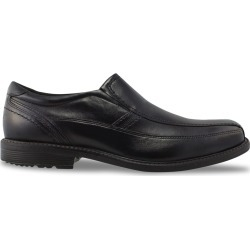 Rockport Men's Style Leader 2 Bike Loafer Shoes in Black, Size 12 Wide found on Bargain Bro India from ts.townshoes.ca for $79.79