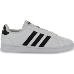 Adidas Men's Grand Court Sneaker Shoes in White, Size 8 Medium found on Bargain Bro Philippines from ts.townshoes.ca for $71.00